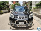 NISSAN XTRAIL XT SUNROOF BLACK 2012