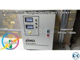 Servo Stabilizer 2KAV TO 20KVA Origin Spain Imported
