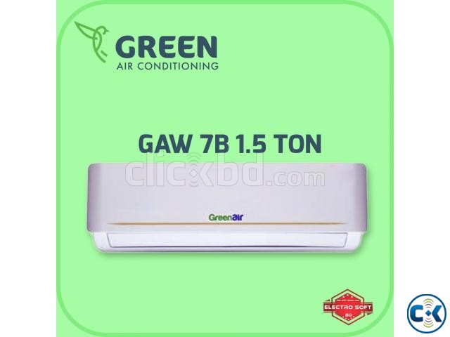 Green Air AC 1.5 TON GAW 7B Full DC Heat Cool | ClickBD large image 0