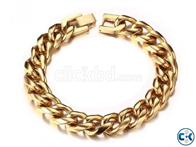Stainless Steel Bracelet For Men | ClickBD large image 0