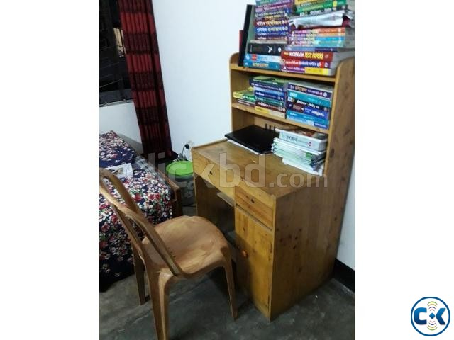 Reading Table and chair | ClickBD large image 0