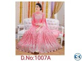 Party Grown - Indian Catalog Bangladeshi Copy - Baby Pink -