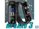 M3 Smart Band Bracelet Heart Rate Watch - WLB