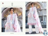 Deepsy Sana Safinaz Lawn 19 - 900-008 - Off White with Light