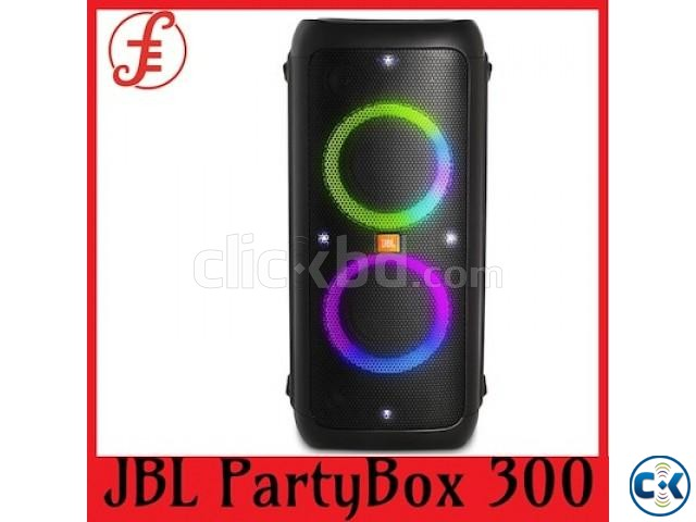 Jbl Partybox 300 Portable Party Speaker Best Price In Bd Clickbd