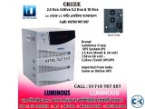 Indian Luminous Cruze 3.5 KVA IPS UPS Both 48 Volt 2800 W