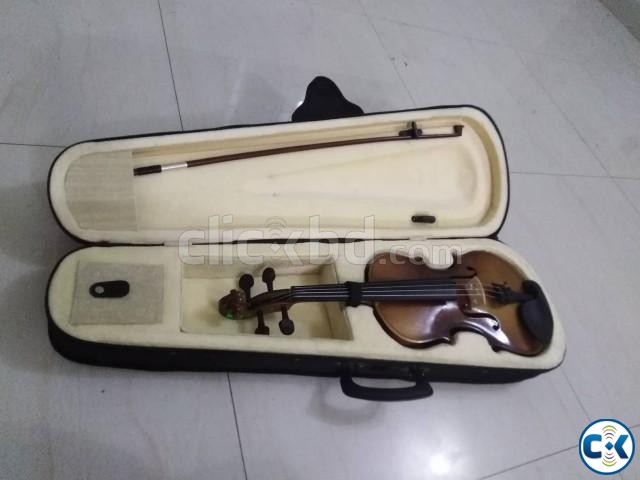 urgent violin sell | ClickBD large image 1