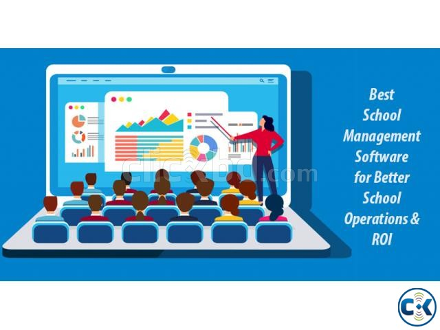 School Management Software | ClickBD large image 0