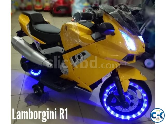 Stylish Brand New Baby Motor Bike R1 | ClickBD large image 0