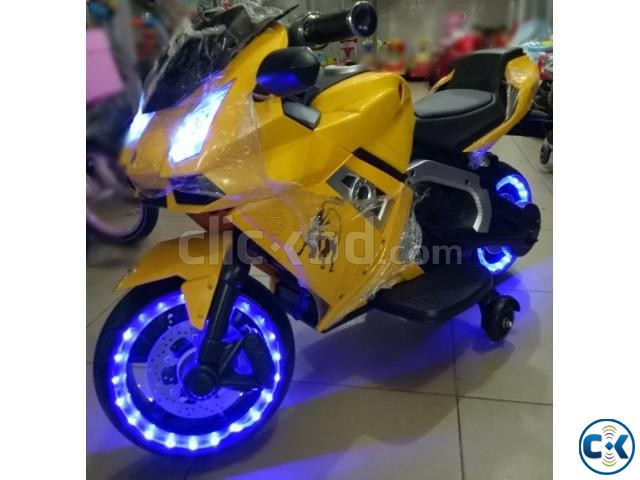 Stylish Brand New Baby Motor Bike R1 | ClickBD large image 1