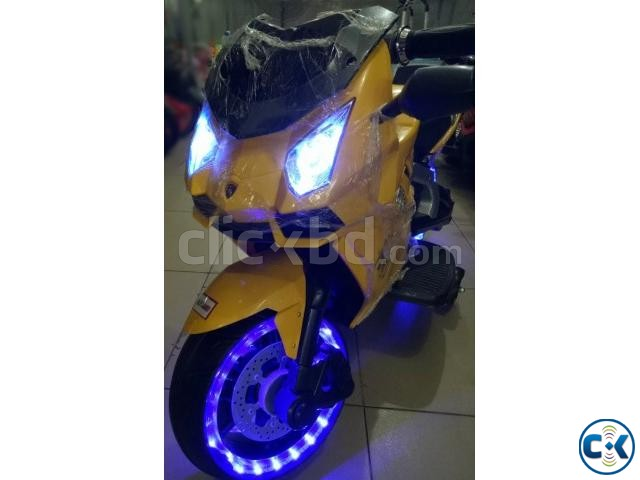 Stylish Brand New Baby Motor Bike R1 | ClickBD large image 2