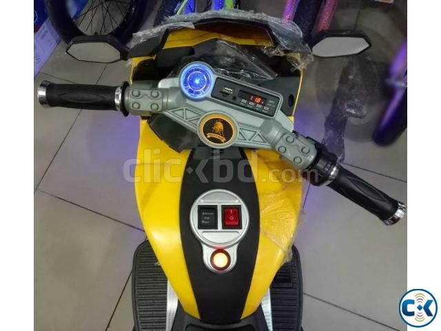 Stylish Brand New Baby Motor Bike R1 | ClickBD large image 3
