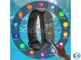 M4 Smart Band water resistance