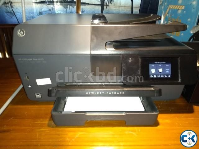 HP Officejet Pro 6830 e-All-in-One Printer | ClickBD large image 0