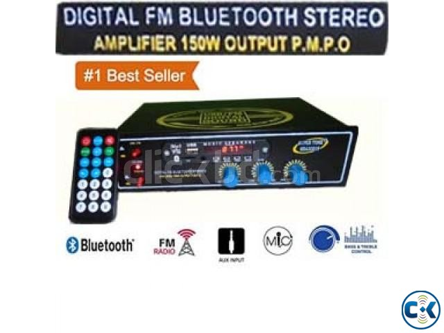 BLUETOOTH AMPLIFIER | ClickBD large image 0