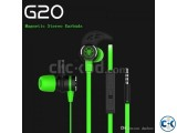 PLEXTONE G20 Gaming Magnetic Noise Cancelling Earphone With