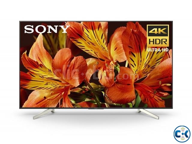 Sony bravia X7000F smart television 55INCH 4K 43 49  | ClickBD large image 1