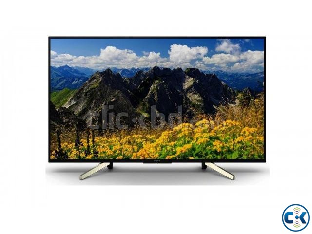 Sony bravia X7000F smart television 55INCH 4K 43 49  | ClickBD large image 2