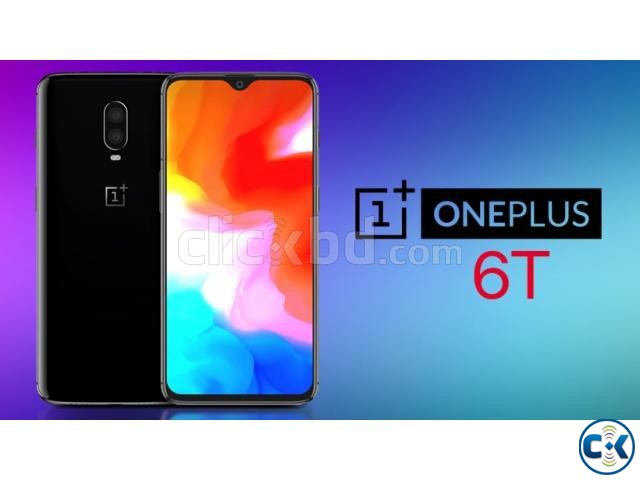 Brand New OnePlus 6T 8 128GB Sealed Pack With 3 Yr Warranty | ClickBD large image 2