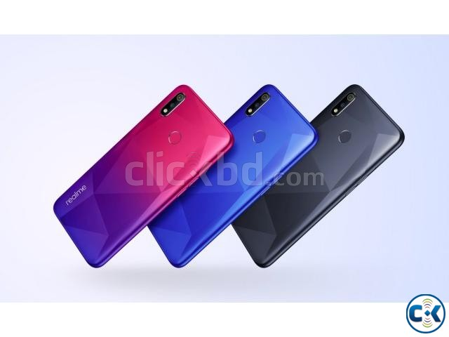 Brand New Realme 3i 32GB Sealed Pack 3 Yr Warranty | ClickBD large image 3