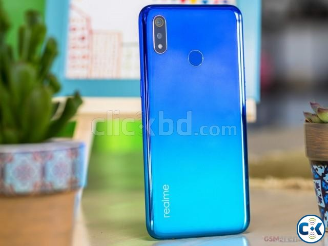 Brand New Realme 3 32GB Sealed Pack 3 Yr Warranty | ClickBD large image 0