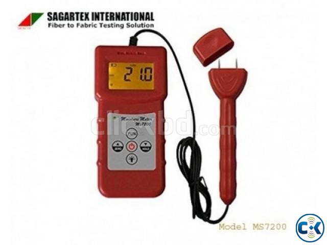 MS7200 Paper Moisture Meter | ClickBD large image 0