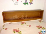 Shegun kather semi double full box bed
