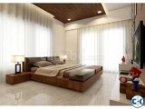 2800sft Beautiful 4 Bed Apartment For Rent Banani