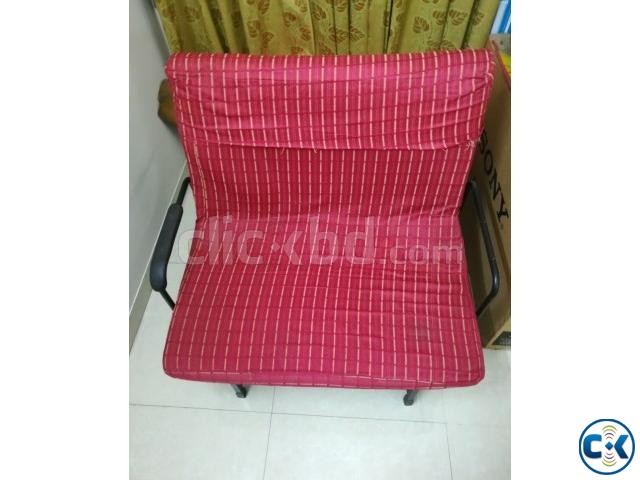 Single Bed Cum Sofa | ClickBD large image 2