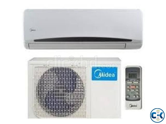 Air Conditioner MIDEA 2.5 Ton Split Type ac | ClickBD large image 0