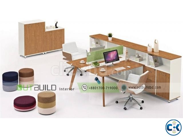 Office Workstation | ClickBD large image 1