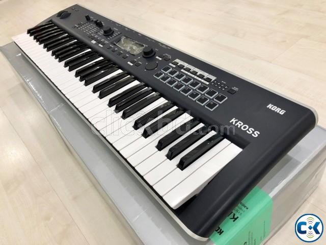 Brand New Intact KORG KROSS-2 Workstation with Tone | ClickBD large image 0