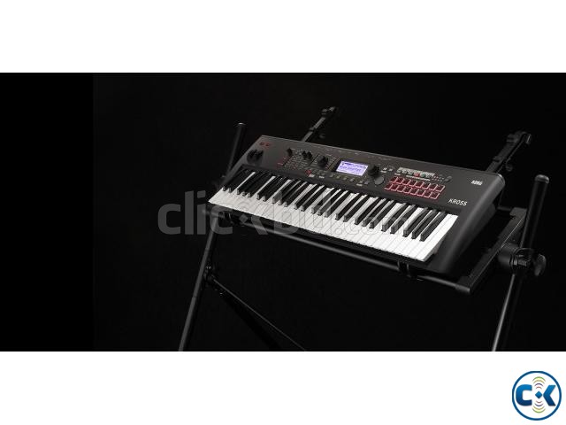 Brand New Intact KORG KROSS-2 Workstation with Tone | ClickBD large image 1
