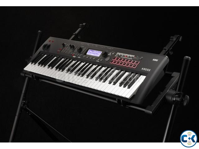 Brand New Intact KORG KROSS-2 Workstation with Tone | ClickBD large image 3