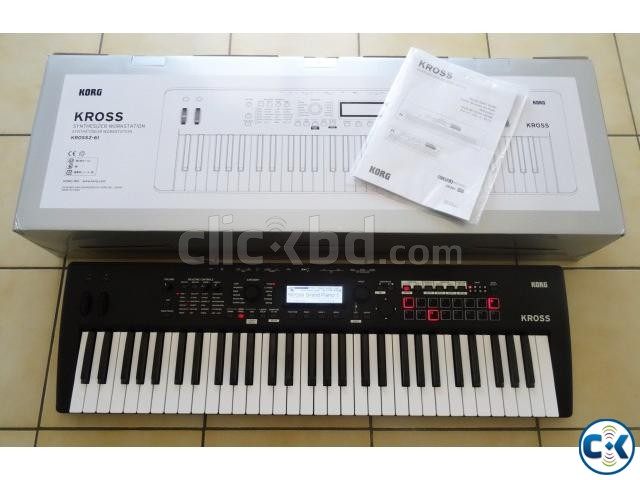 Brand New Intact KORG KROSS-2 Workstation with Tone | ClickBD large image 4