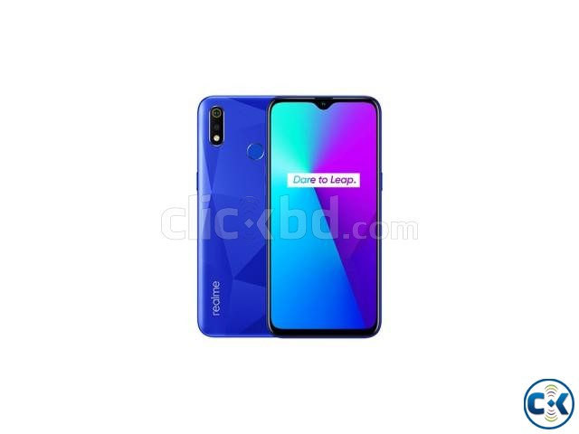 Brand New Realme 3i 32GB Sealed Pack 3 Yr Warranty | ClickBD large image 0