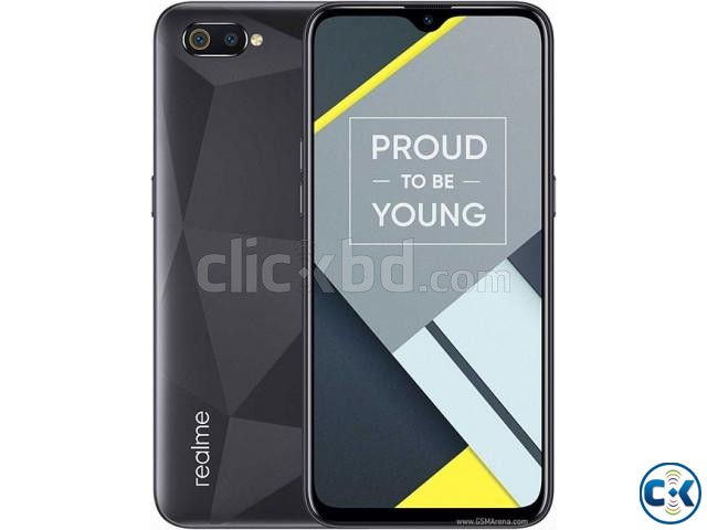 Brand New Realme C2 16GB Sealed Pack With 3 Year Warranty | ClickBD large image 0