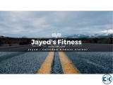 Life time fitness contract with Trainer jayed