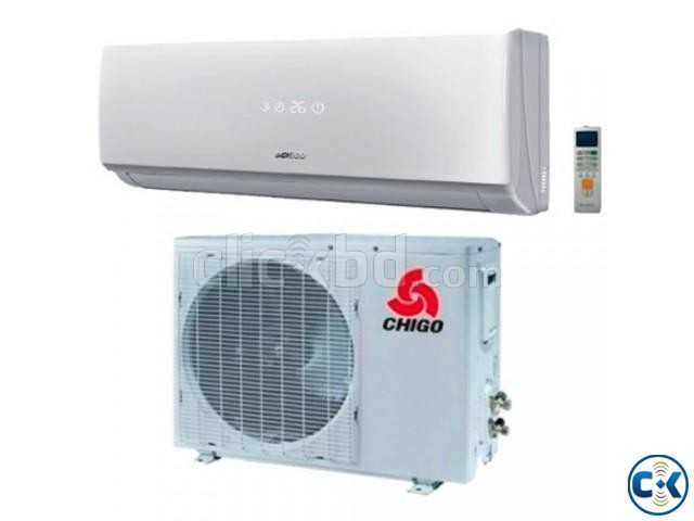 Original Chigo 1.5 ton New AC with Guaranty | ClickBD large image 1