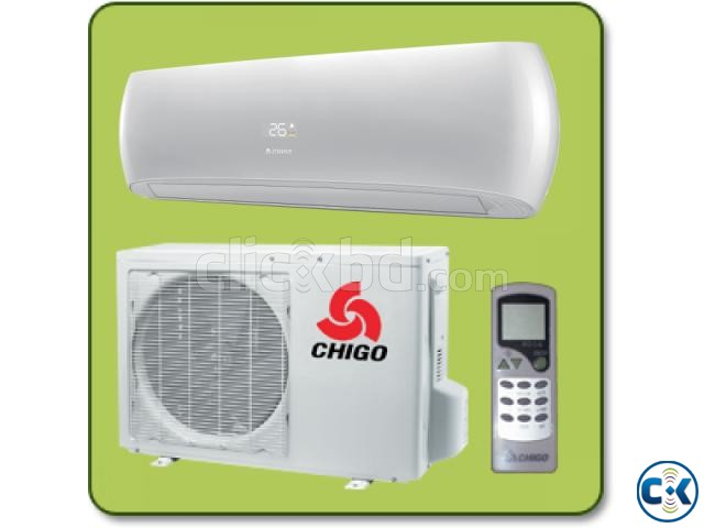 Original Chigo 1.5 ton New AC with Guaranty | ClickBD large image 2