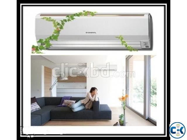 2.5 Ton General Air Conditioner 30000 BTU | ClickBD large image 1