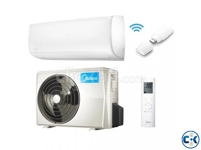 MEDIA 1.5 TON ENVERTER AC Wi-Fi Version MHM18HRI | ClickBD large image 0