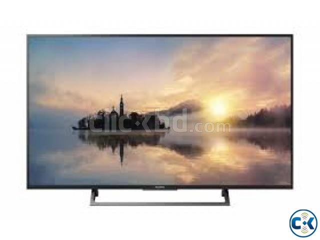New Sony Bravia 43 Inch X7000E 4K Smart LED TV | ClickBD large image 3