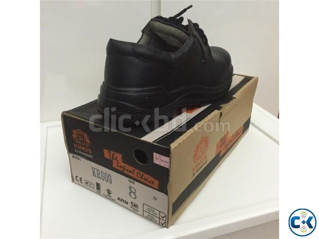 Safety Shoes KING Code No-48  | ClickBD large image 0