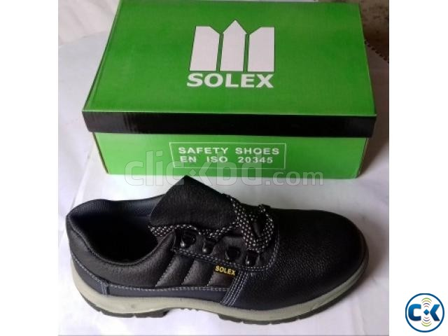 Safety Shoes SOLEX Code No-49  | ClickBD large image 0