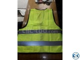 Safety Vest GREEN Code No-54