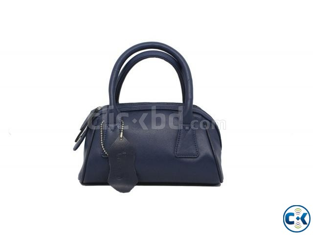 Genuine Leather Women s Top-Handle Casual Ladies Bags | ClickBD large image 2