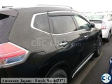 Nissan X-trail Extreme Emergency brake pkg 2016