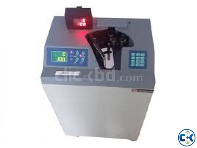 CHIHUA CH-600A Vacuum Type Bank bundle Note counting mac | ClickBD large image 0