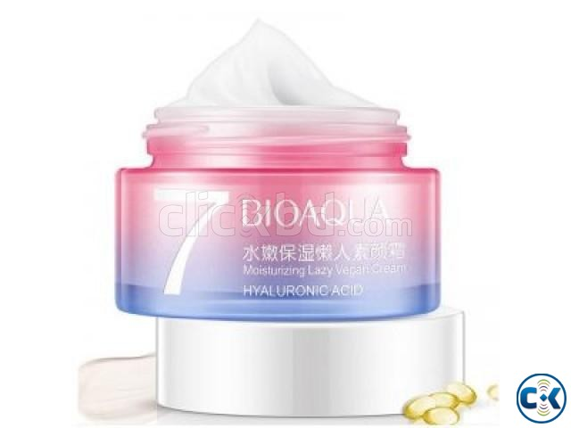 Bioaqua Moisturizing Toning Cream For Lighting Whitening  | ClickBD large image 0